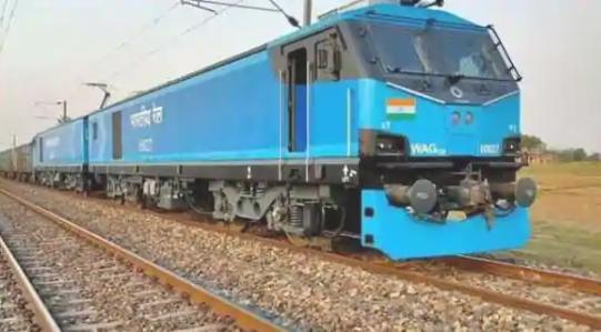 印度铁路最强大的机车加入其网络