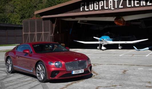 24小时内15个国家推出宾利欧陆GT
