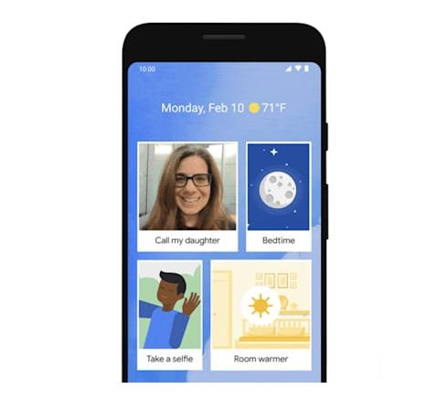 Google发布了行动障碍来帮助认知障碍者