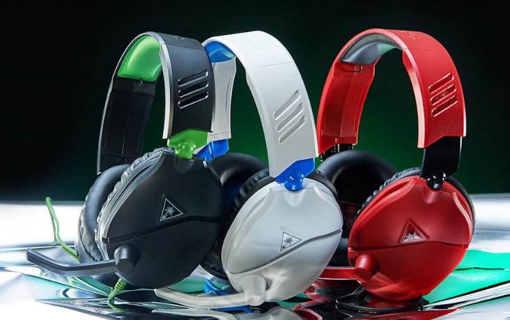 Turtle Beach的Recon 70游戏耳机效果如何 性价比高的游戏耳机