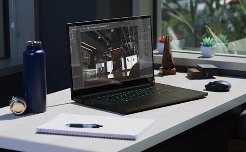 雷蛇的Blade Pro 17添加了300 Hz屏幕和RTX 2080 Super GPU选项