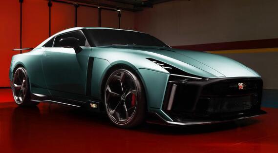 意大利设计限量生产的日产GT-R 50首次亮相
