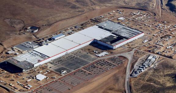 英国技术公司规划该国首个电池超级工厂