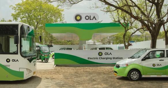 Ola收购荷兰电动机车公司Etergo 今年推出自己的电动两轮车产品线