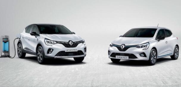雷诺Clio Hybrid和Captur PHEV 英国规格和价格