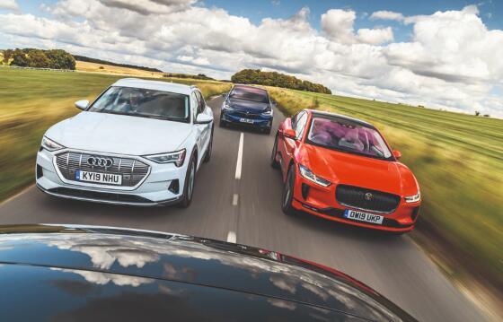电动SUV超级测试 奔驰EQC与豪华竞争对手