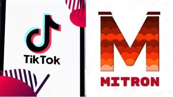 印度的TikTok替代产品Mitron在Google Play商店中获得4.7评级