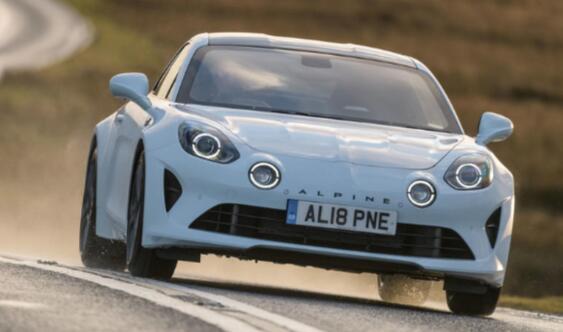 雷诺Alpine可能成为纯电动性能品牌