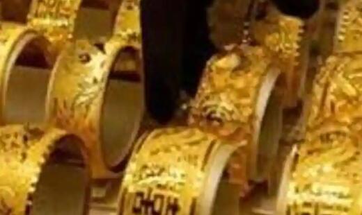 印度黄金价格下跌 今天白银上涨