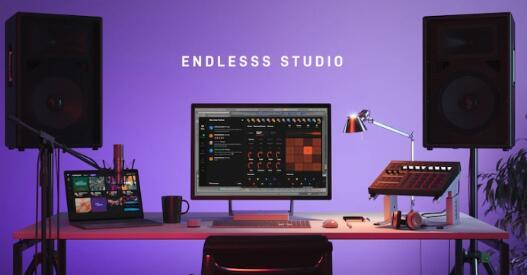 Tim Exile的iOS音乐制作应用程序Endlesss进入Kickstarter桌面版