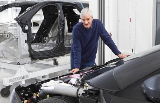 詹姆斯·戴森处理其公司取消的电动汽车项目
