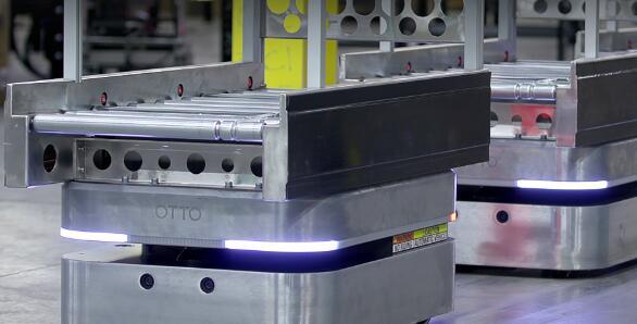 OTTO Motors融资2900万美元 为工厂配备自动送货机器人