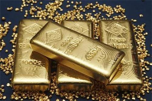 随着股市上扬 黄金期货轻松升至46,650卢比/10克