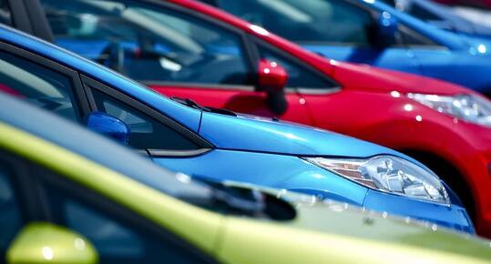 中央统计局最新数据显示5月份新车销量下降83.7%