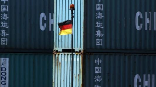 由于当前局势打击需求德国出口在四月崩溃