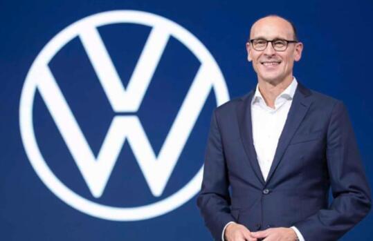 大众汽车任命RalfBrandstätter为品牌首席执行官