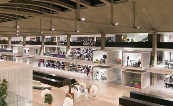 育碧与8家初创公司一起启动了创业实验室的第5季