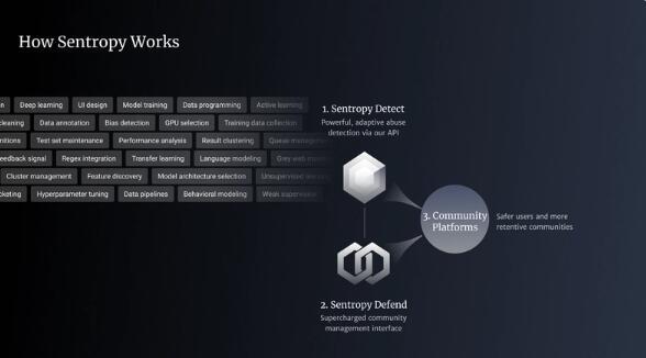 Sentropy筹集了1300万美元用于开发用于检测在线滥用的人工智能工具
