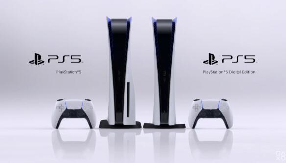 揭示了PlayStation 5控制台-控制台的外观如下
