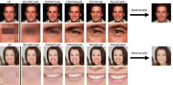 这款AI工具可以将模糊的照片转换成高质量的人像照