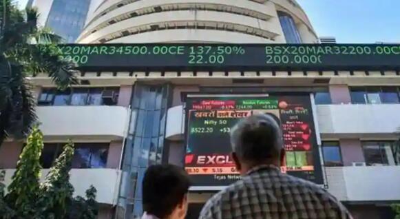 Sensex开盘下跌200点 Nifty跌破9,900