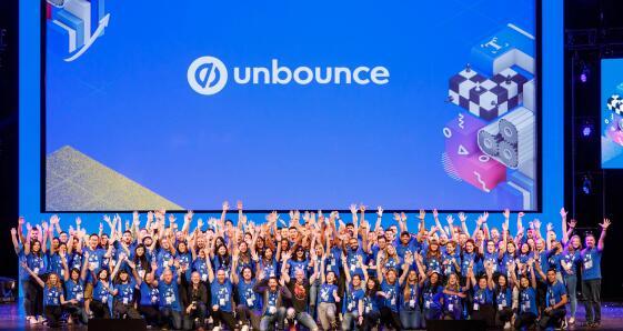 Unbounce筹集了3840万美元用于通过自动化构建更好的目标网页
