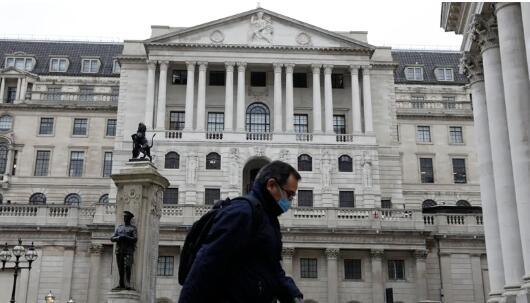 英格兰银行再次提高债券购买计划至7450亿英镑