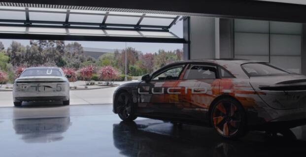 Lucid汽车将于2021年初开始为客户生产空中电动汽车