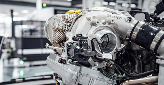 梅赛德斯AMG揭示了涡轮增压的未来