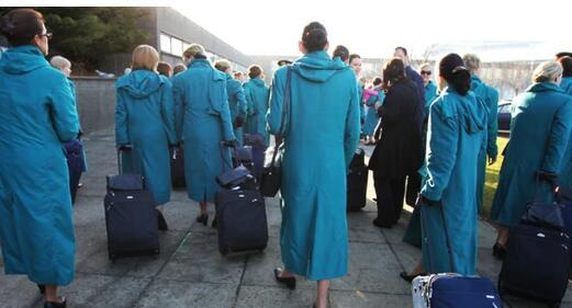 由于当前局势的影响 爱尔兰航空将失去多达500个工作岗位