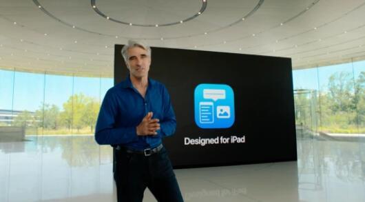 Apple通过小部件和照片还有侧边栏调整首次发布iPadOS 14