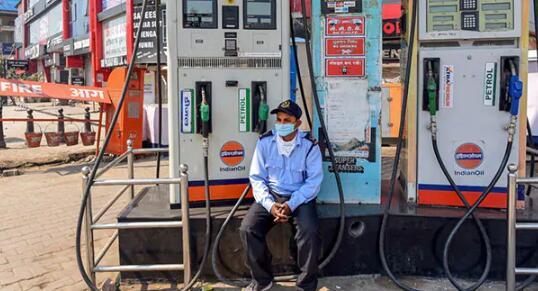 柴油价格连续15天上涨创历史新高