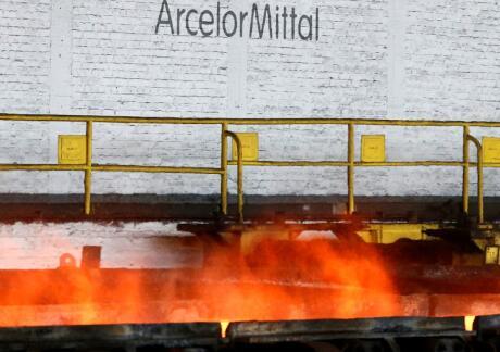 安赛乐米塔尔希望欧盟支持以使钢铁制造更绿色