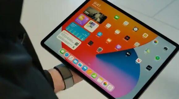 Apple推出具有更高生产力功能的iPadOS 14