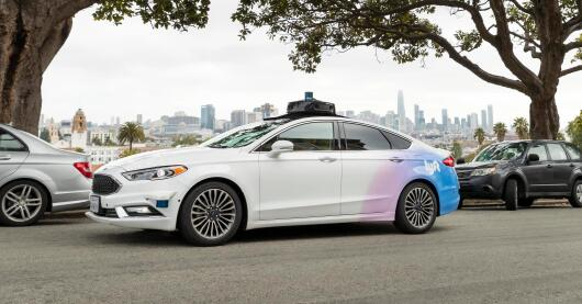 Lyft正在使用其拼车司机的数据来开发自动驾驶汽车