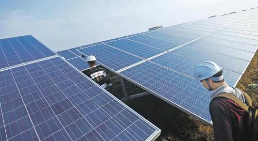 印度计划对经济特区的太阳能电池板制造商征税