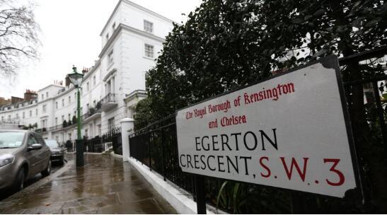 英国房价自2012年以来首次下跌