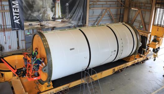 美国宇航局通过SLS助推器订单为多达6项Artemis月球探索任务设定路径