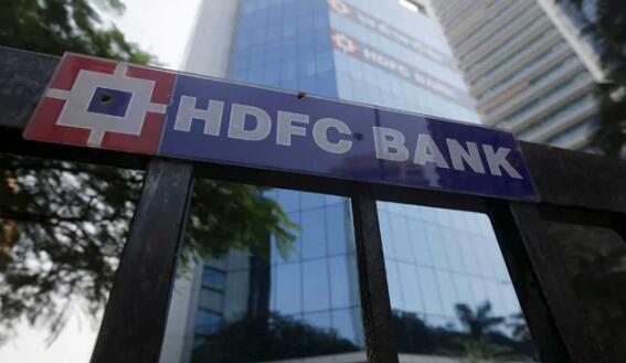 强劲的贷款增长使HDFC银行股票在三周中表现最佳