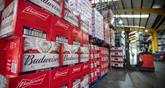C&C现在是百威啤酒在爱尔兰的独家分销商