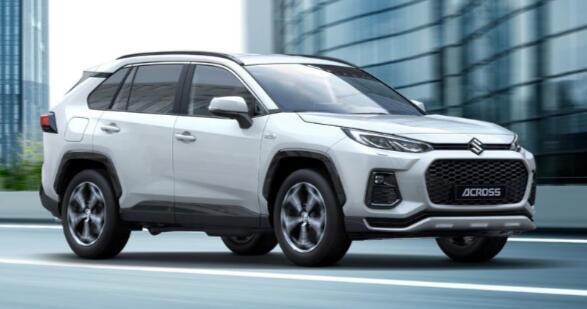 新款铃木Across公布为基于丰田RAV4的SUV