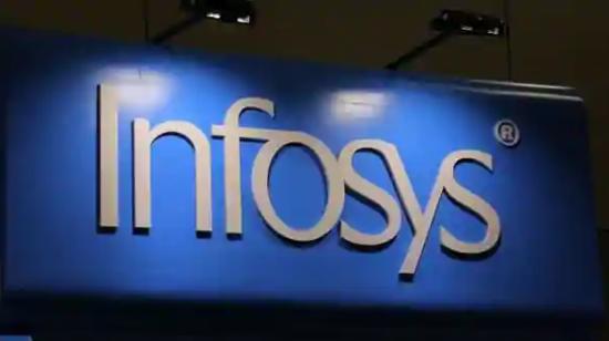 周四 Infosys股价创四个月来最大涨幅