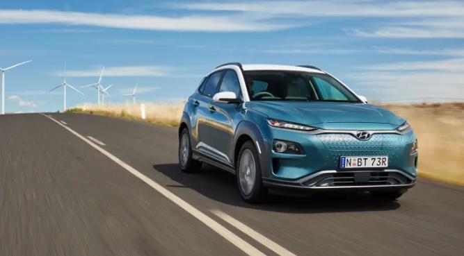 现代首款纯电动紧凑型SUV迈出了重要的里程碑
