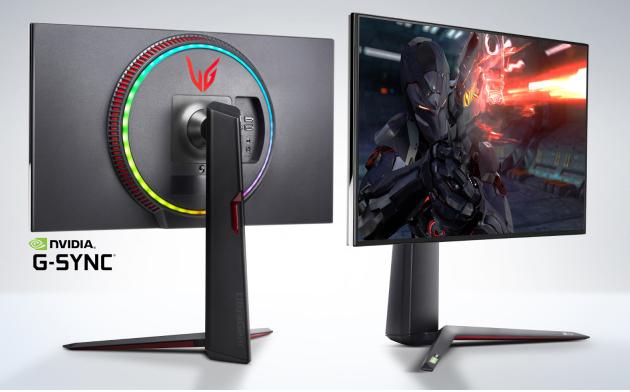 LG 144Hz 27英寸4K IPS游戏显示器现已上市