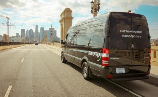 SaaS初创公司Swoop筹集了320万美元 用于现代化夫妻交通公司