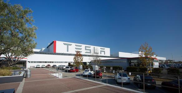 特斯拉现在正在使用预制方法来加速新工厂的建设