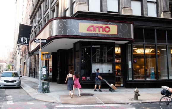 环球公司与AMC达成的协议将戏剧专有权缩短至17天
