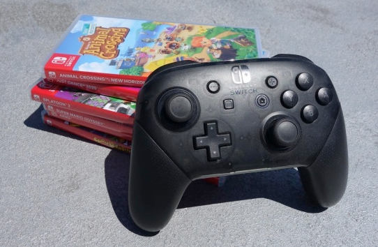 Switch Pro Controller在亚马逊降至59美元