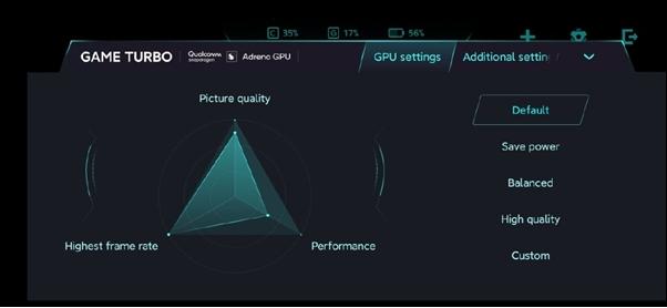 小米10 Pro+自带ROM泄露 全新的Game Turbo控制界面实在好用