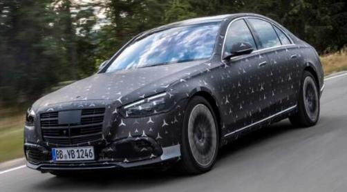 新一代梅赛德斯·奔驰S级轿车获得选装的E-Active车身控制系统
